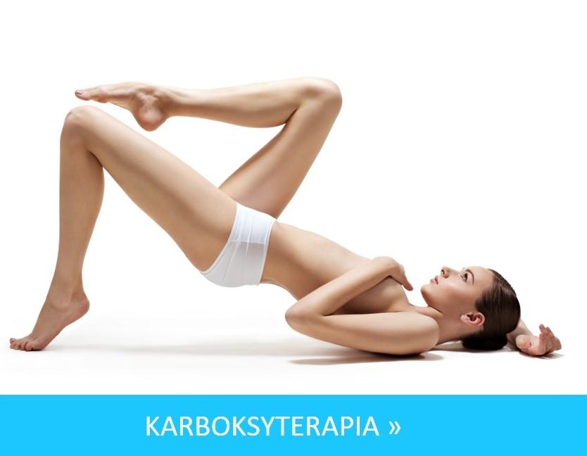 Karboksyterapia cennik